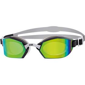 Zoggs Ultima Air Goggles Titanium Damen black/grey/titanium